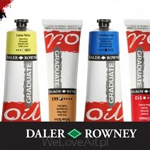Graduate Oil 200ml  Daler&Rowney
