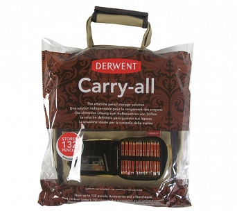 Piórnik płócienny Carry All Derwent