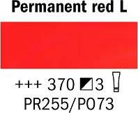 Farba Olejna nr.370 Permanent Red Light Rembrandt 40ml Talens