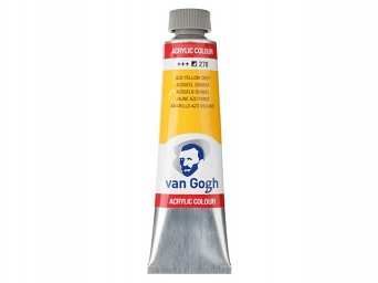 270 Azo Yellow Deep Van Gogh 40ml akryl