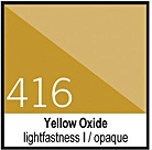 416 Yellow OxideTusz 30ml Liquitex