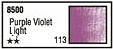 Pastela Sucha 113 Purple Violet Light 8500 Toison D'or Koh-I-Noor