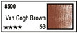 Pastela Sucha 56 Vn Gogh Brown 8500 Toison D'or Koh-I-Noor