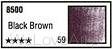 Pastela Sucha 59 Black Brown 8500 Toison D'or Koh-I-Noor