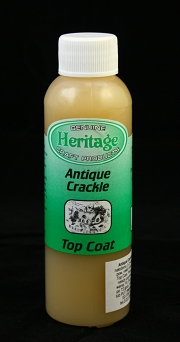Top Coat Antique Crackle Krok 2 120ml Heritage