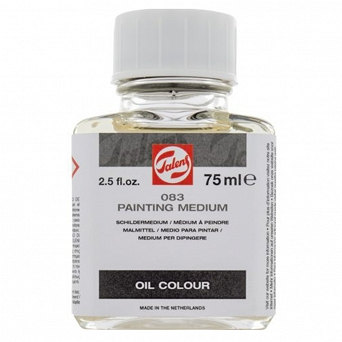 MEDIUM DO FARB OLEJNYCH 75ML, 083 TALENS