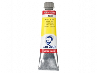 268 Azo Yellow Light Van Gogh 40ml