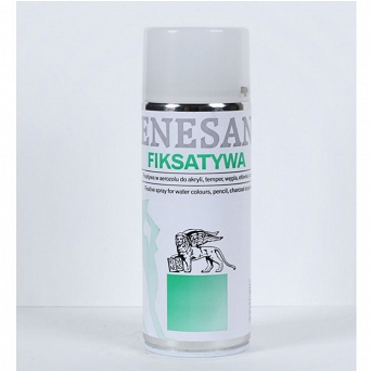 FIKSATYWA 400ML, RENESANS