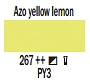 267 Azo Yellow Lemon, farba akrylowa Art Creation, 200ml Talens