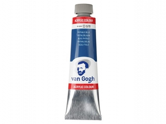 570 Phthalo Blue Van Gogh 40ml