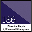 186 Dioxazine Purple Tusz 30ml Liquitex