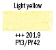 201,9 Light Yellow pastela olejna, Van Gogh, Talens