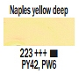223 Naples Yellow Deep, farba akrylowa Art Creation, 200ml Talens