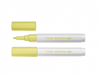 MARKER PINTOR F (2,9MM) PASTEL YELLOW