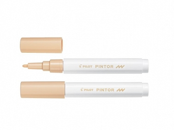 MARKER PINTOR F (2,9MM) PASTEL ORANGE