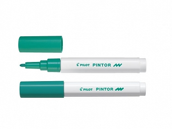 MARKER PINTOR F (2,9MM) GREEN
