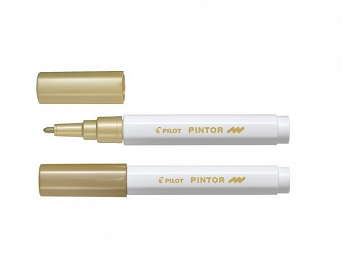 MARKER PINTOR F (2,9MM) GOLD