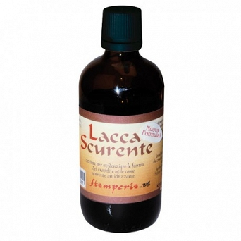 Lacca Scurente 100ml, Stamperia