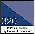 320 Prussian Blue Hue Tusz 30ml Liquitex