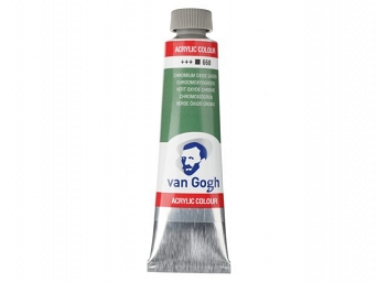 668 Chromium Oxide Green Van Gogh 40ml