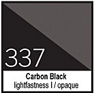 337 Carbon Black Tusz 30ml Liquitex