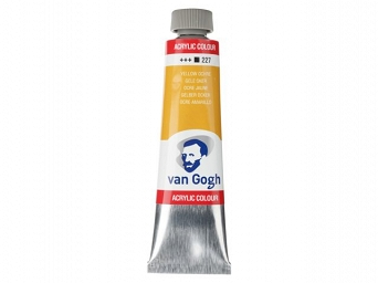 227 Yellow Ochre Van Gogh 40ml