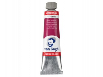 567 Perm. Red Violet Van Gogh 40ml