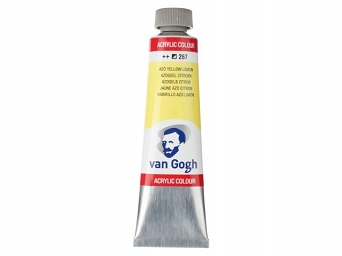 267 Azo Yellow lemon Van Gogh 40ml