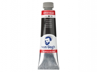 735 Oxide Black Van Gogh 40ml