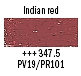 347,5 Indian Red pastela olejna, Van Gogh, Talens