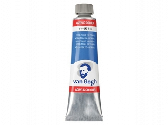 512 Cobalt Blue Van Gogh 40ml