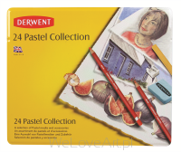 Zestaw Pasteli 24 szt Pastel Collection Derwent