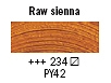 234 Raw Sienna Van Gogh 40ml