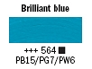 564 Brilliant Blue Van Gogh 40ml
