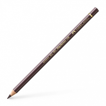 Kredka Polychromos 177 walnut brown Faber-castell