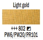 Amsterdam 802 Light Gold 120ml
