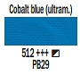 512 Cobalt Blue, farba akrylowa, Art Creation, 200ml Talens